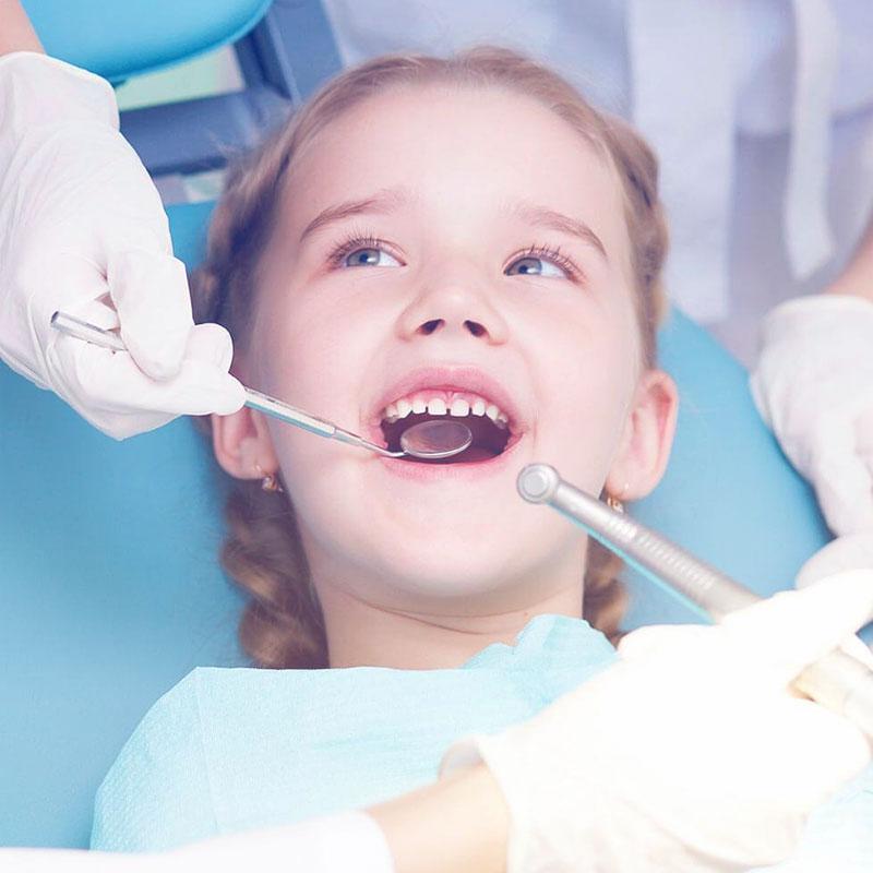 Pedodonzia - Il dentista dei Bambini